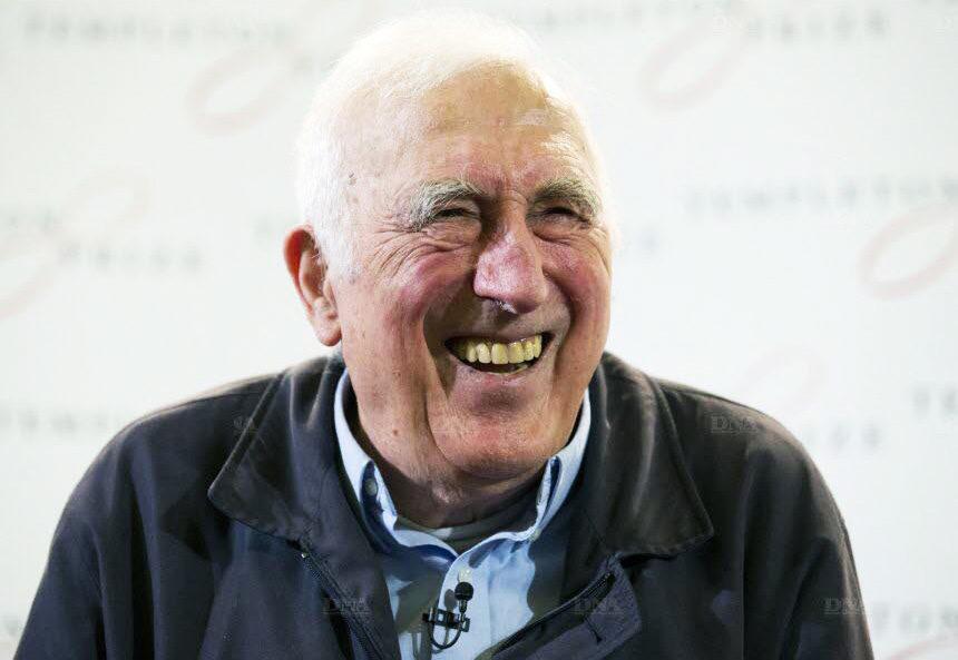 Jean Vanier : «L'angoisse est l'opposée de la vie»