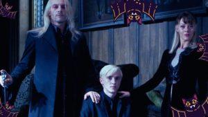 famille Malfoy - Harry Potter