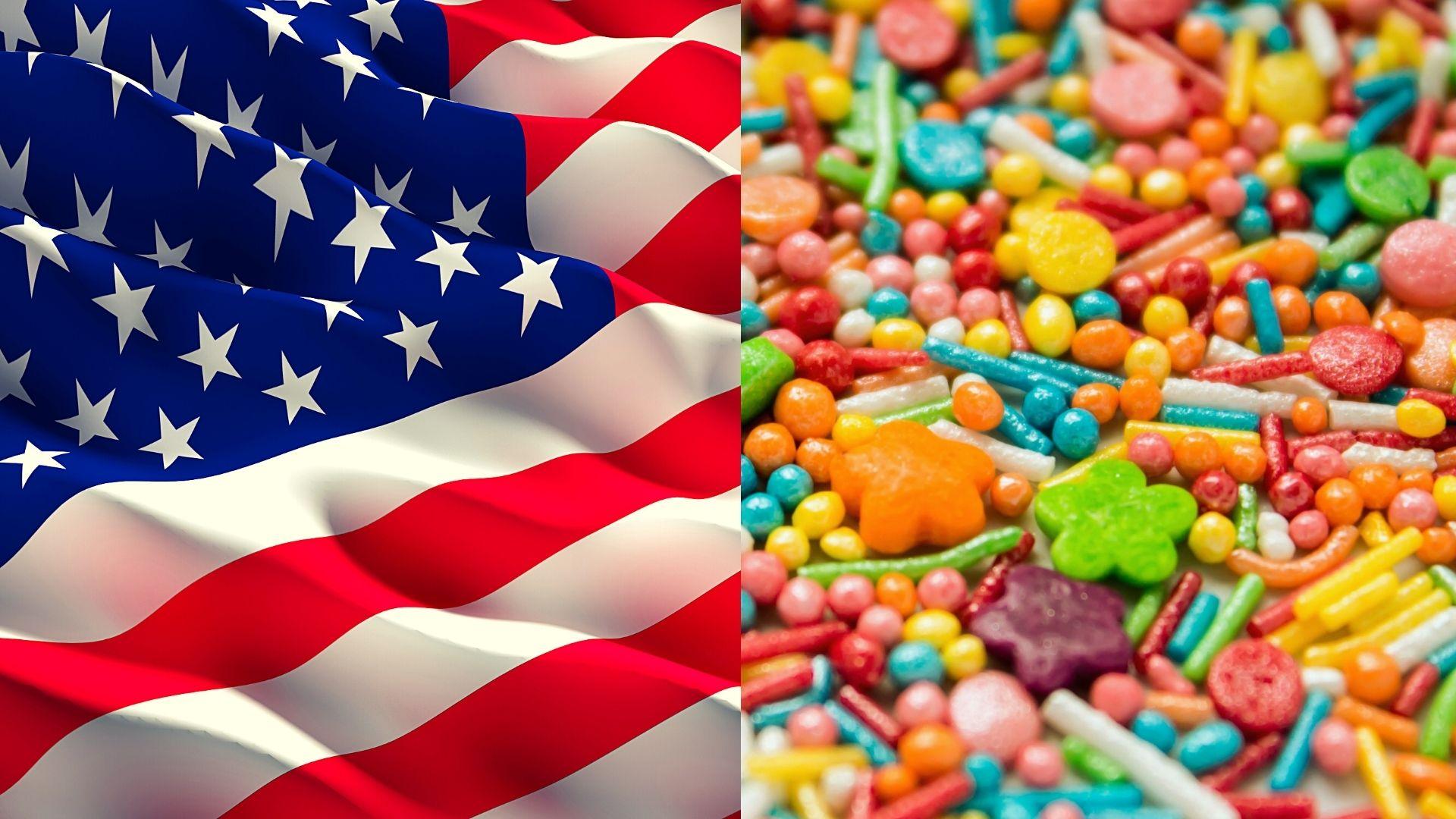 Bonbons USa