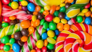 origine Halloween bonbons