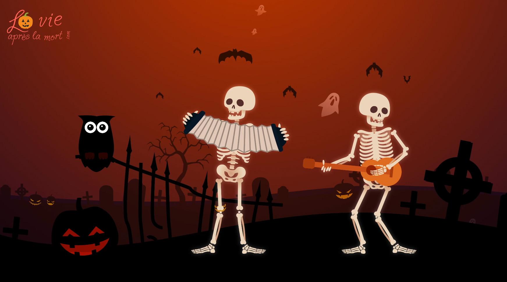Un karaoké pour Halloween